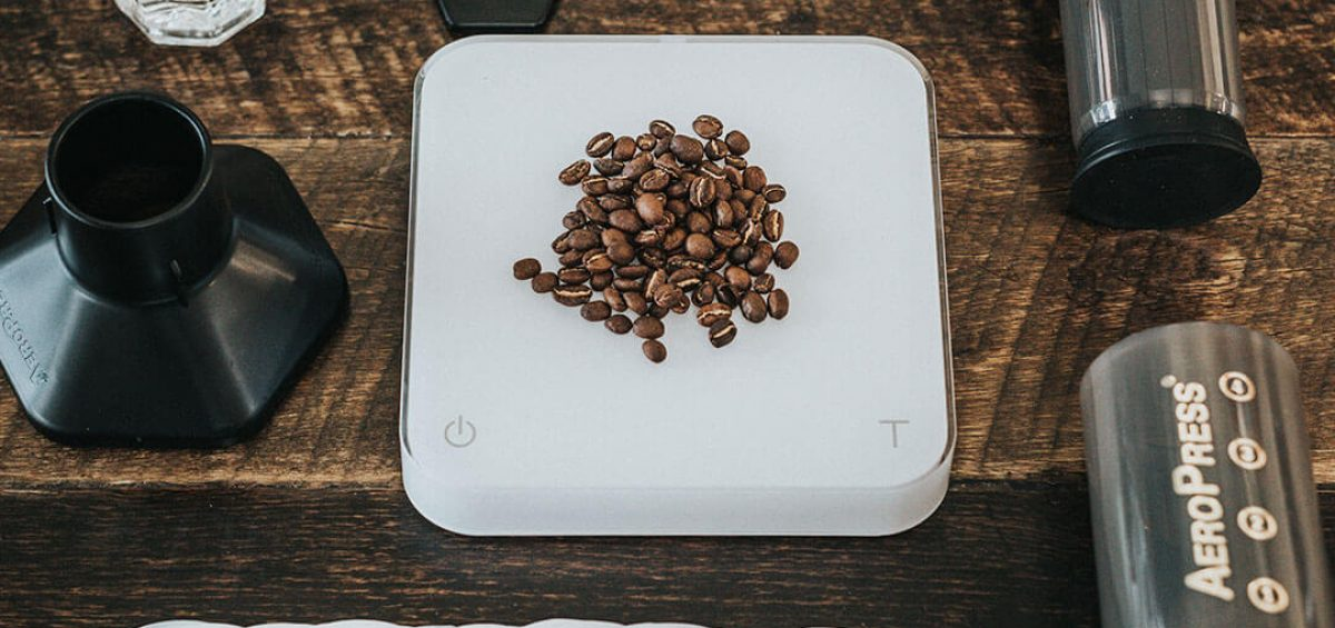 Aeropress coffee equipment available to shop through Yahava both online or in store