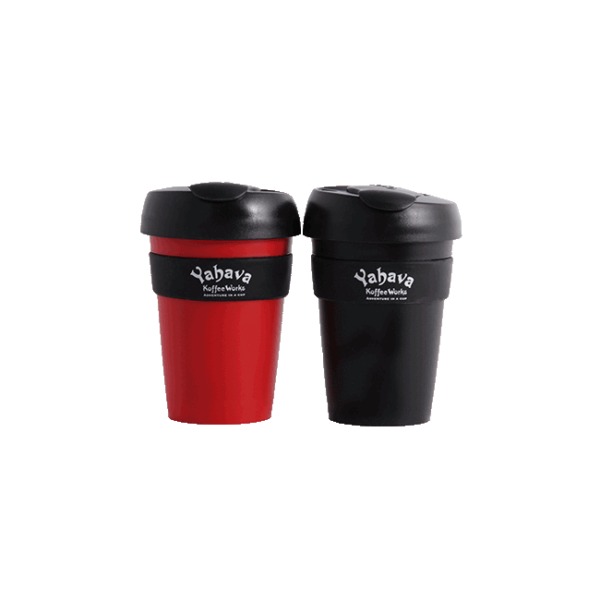 Shop at Yahava for a branded 8oz Bodum Pour-Over coffee cup set