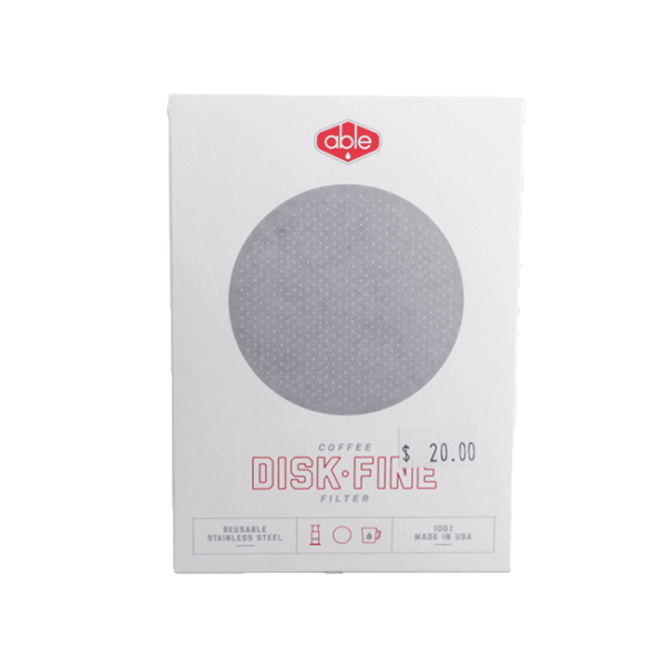 Shop at Yahava for Able Metal Disk-Fine Filters online across Australia or at a Koffeeworks in Perth