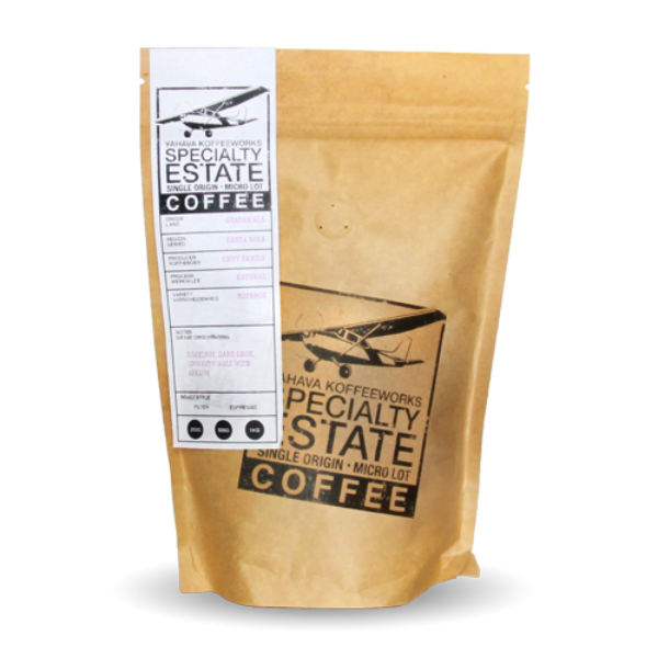Shop Yahava's 'Specialty Estate' Single Origin Blend online or in-store for the best coffee in Perth