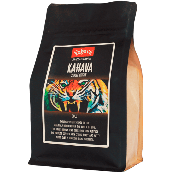 Shop Yahava's delicious Kahava coffee blend online across Australia or in a Perth Koffeeworks