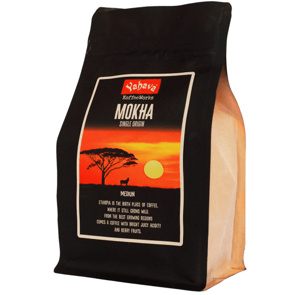 Shop Yahava's Mokha beans online or in-store for the best coffee in Perth