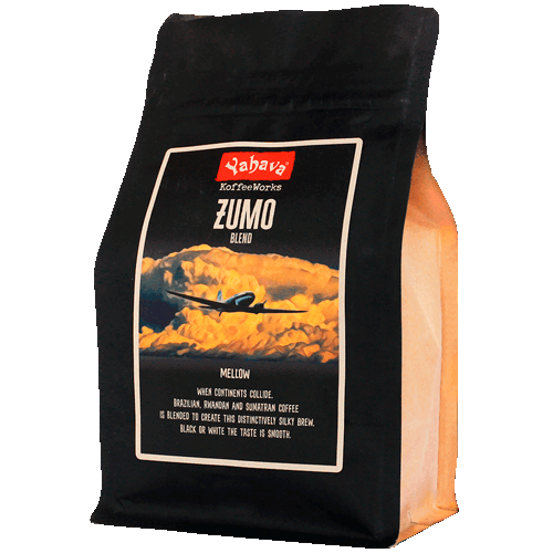 Shop Yahava's delicious Zumo coffee blend online across Australia or in a Perth Koffeeworks