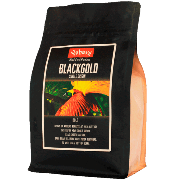 Shop Yahava's Blackgold beans online or in-store for the best coffee in Perth