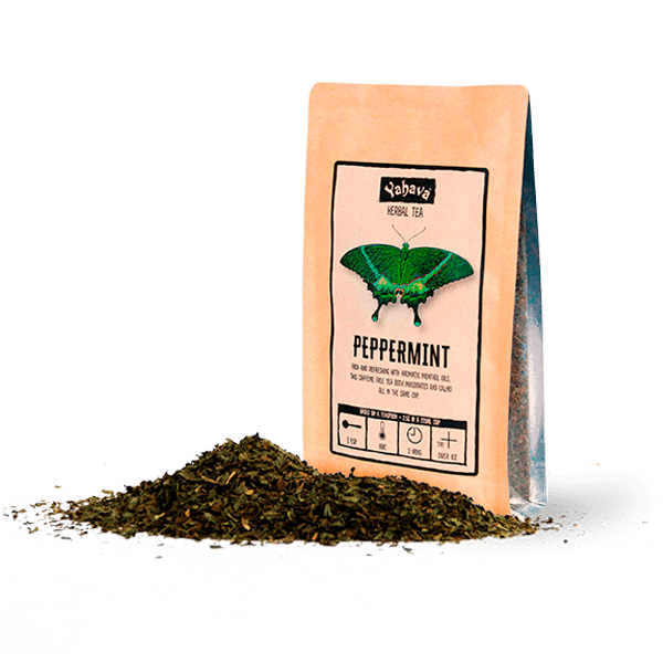 Shop Yahava's Peppermint Herbal Tea online across Australia or in a Perth Koffeeworks