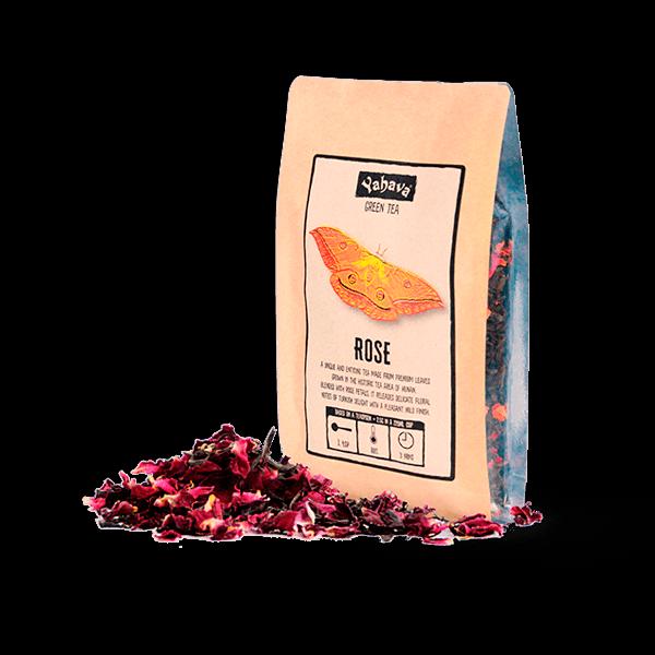 Shop Yahava's Rose Green Tea online across Australia or in a Perth Koffeeworks