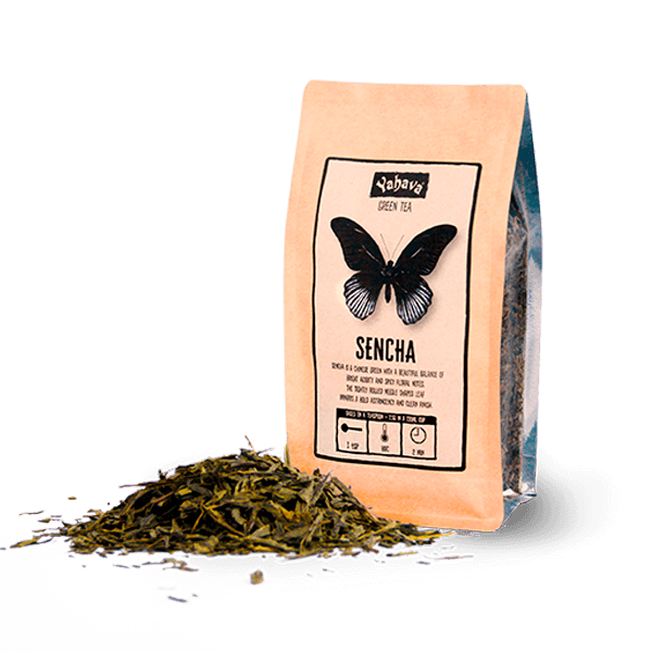 Shop Yahava's Sencha Green Tea online across Australia or in a Perth Koffeeworks