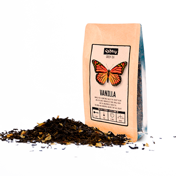 Shop Yahava's Vanilla Green Tea online across Australia or in a Perth Koffeeworks