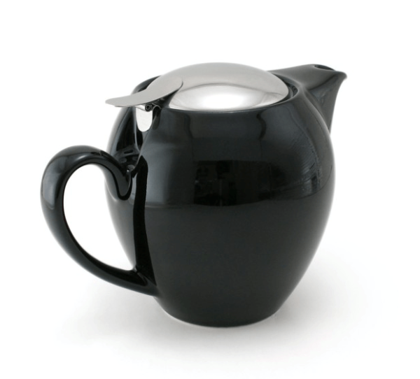 Shop the Black Yahava's Zero Teapot & Infuser online or in-store for a deliciously brewed tea.