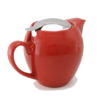 Shop Yahava's Red Zero Teapot & Infuser online or in-store for a deliciously brewed tea.