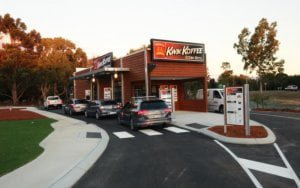 Yahava has coffee drive thrus across Perth & WA including in Busselton on the causeway