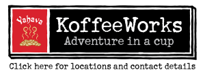 Click Here To Find a Yahava KoffeeWorks in Perth + WA graphic with transparent background