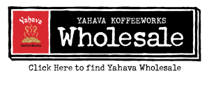 Click Here To Find a Yahava Koffeeworks Wholesale in Perth + WA graphic with transparent background