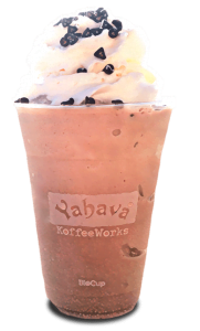 Make a delicious frappe at home with Yahava's Frappe Powder take home pack!