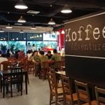 Yahava's Singapore store - Enjoy delicious coffee that's available both online and in-store