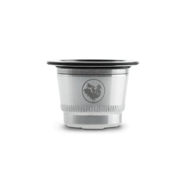 Refillable coffee capsule. Shop coffee equipment online or in store through Yahava.